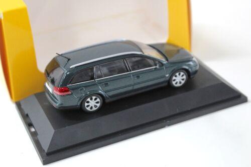 1:43 Schuco Opel Vectra C Caravan dark green DEALER