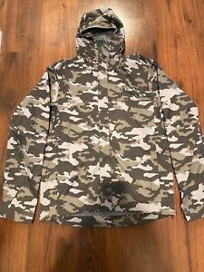 Backcountry-Waterproof-Breathable-Camo-Rain-Jacket-Size-Large
