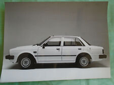 Triumph Acclaim Press Photo brochure Feb 1982 No 2