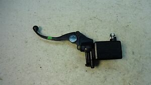 1999 Kawasaki Concours ZG1000 A14 1000 K484. clutch master cylinder and lever