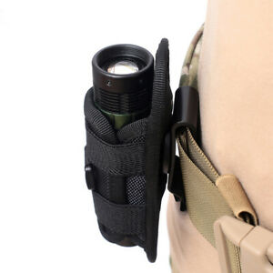 Outdoor Tactical Pouch Molle Waist Bag Rotatable Multi-function