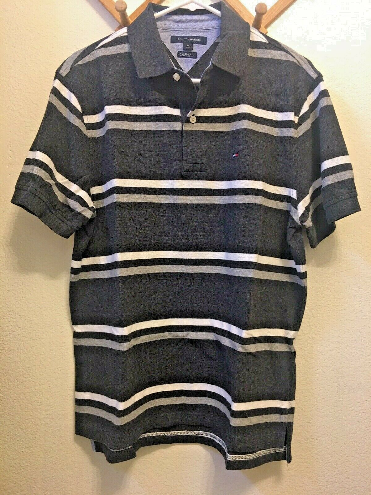 Tommy Hilfiger Men's Classic-Fit Polo Shirts size… - image 4