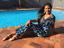 NEW-Embellished-Long-Kaftans-Plus-Size-O-S-Size14-26-Animal-Print-Blue-Viscose thumbnail 8