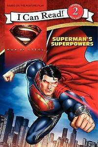 Man-of-Steel-Superman-039-s-Superpowers-I-Can-Read-Level-2-by-Rosen-Lucy