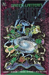GREEN-LANTERN-Ganthet-039-s-Tale-Trade-Paperback-DC-Comics-1992-John-Byrne