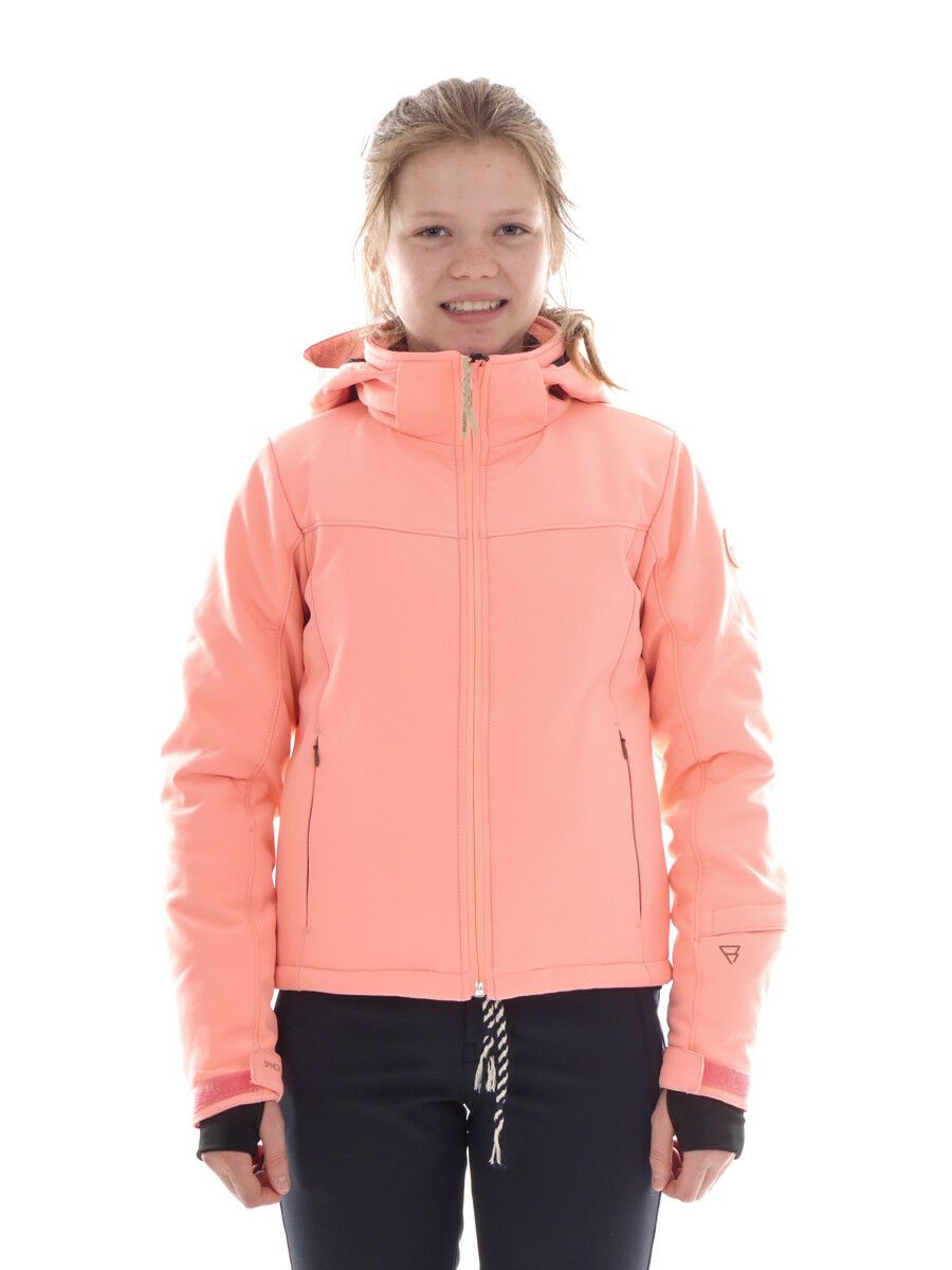 Brunotti Brunotti Brunotti giacca da sci snowboard invernale rosa ariesta 8 K cappuccio 6e3fbc