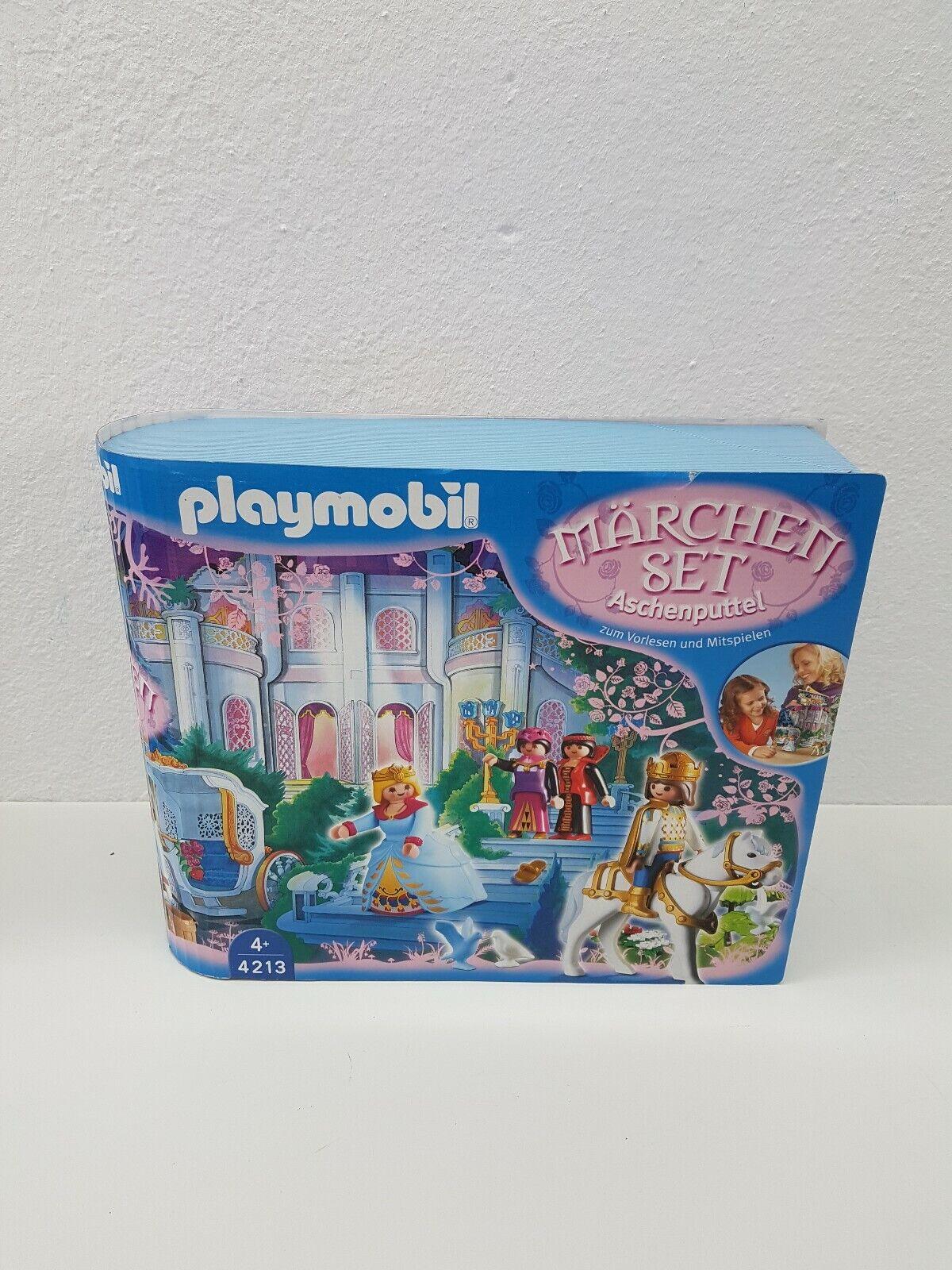 Playmobil 4213 MärchenSet  Aschenputtel Neu und OVP