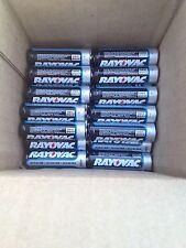 AA alkaline batteries Rayovac Box 50 Bulk Lot Fresh (Exp. Dec. 2017)