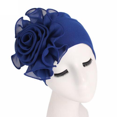 Muslim Womens Cap Hat Hijab Chemo Turban Loss Cancer Head Cover Hair Wrap Scarf