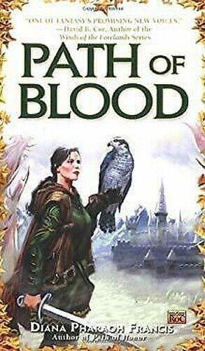 Path Von Blood Taschenbuch Diana Pharaoh Francis