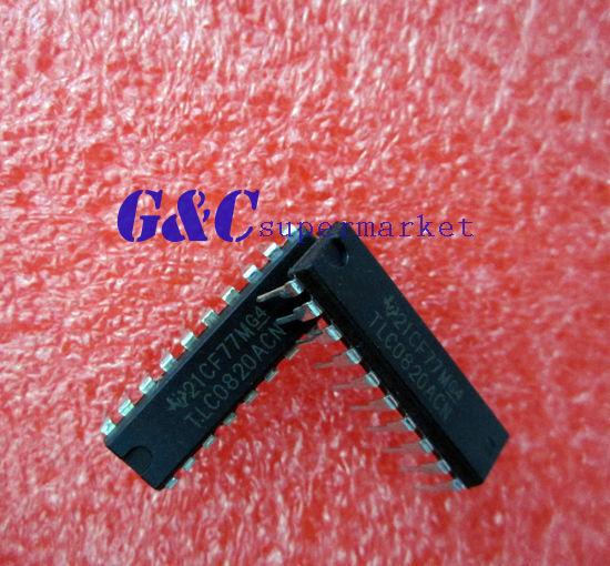 1PCS TLC0820ACN TLC0820 IC 8 BIT A/D MOD FLASH 20-DIP NEW GOOD QUALITY D6