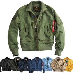 low priced f1eee cfe79 Details zu Alpha Industries Herren Jacke Prop Men Jacket MA1 Fliegerjacke  TT S bis 3XL NEU