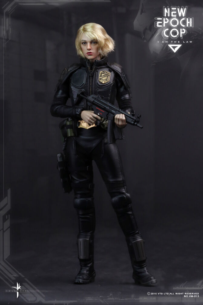 VTS TOYS Collectible 1 6 Scale NEW EPOCH COP Policewoman VM-013 Action Figure