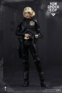 VTS-TOYS-Collectible-1-6-Scale-NEW-EPOCH-COP-Policewoman-VM-013-Action-Figure