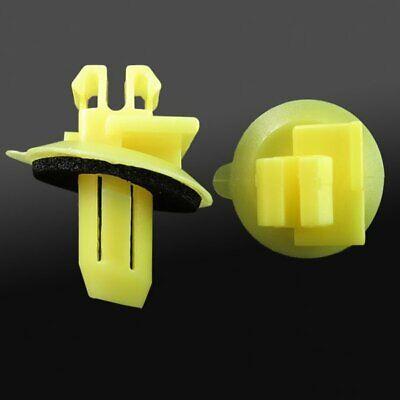 25 Moulding Clip Nylon Retainer Trim Fastener For Toyota For Lexus 75882-60010