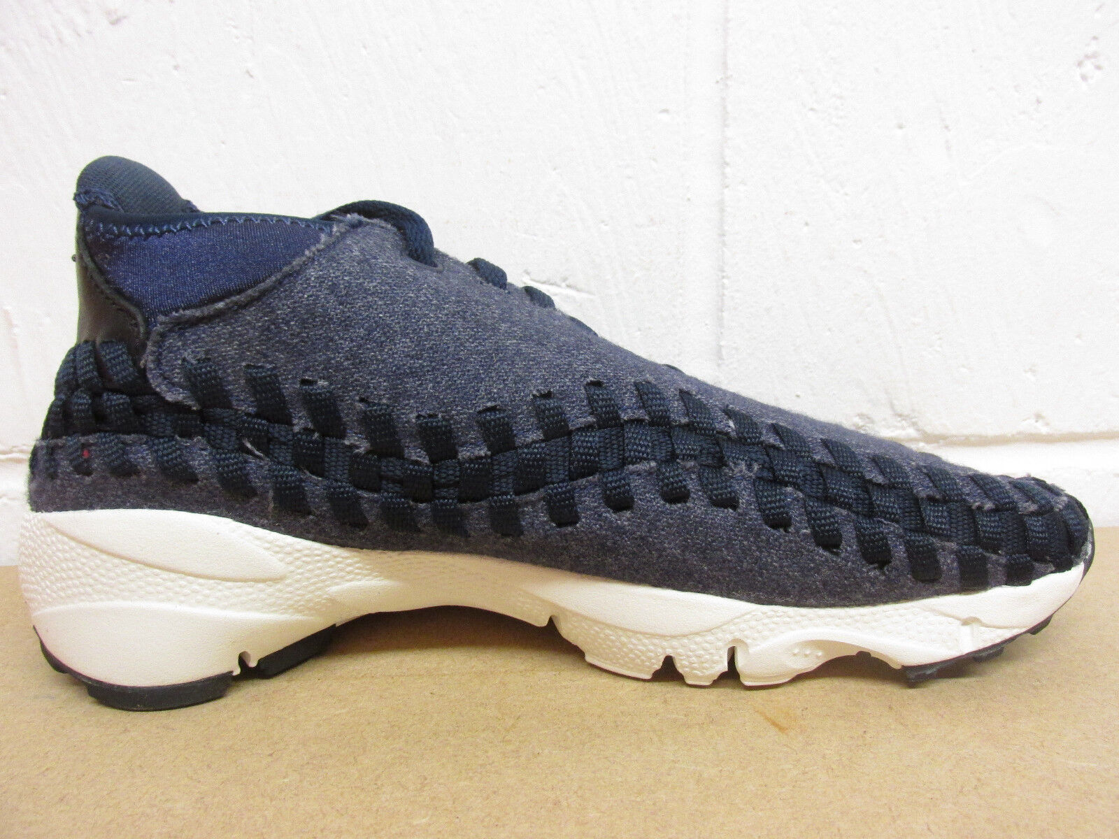 Nike air footscape footscape footscape intrecciato - chukka, se scarpe sportliche  Herren 857874 400 da 3d1d69