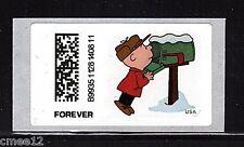 #CVP92   2015 Charlie Brown Christmas  - MNH