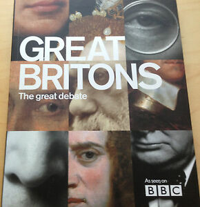 Great Britons The Great Debate John Cooper BBC  National Portrait Gallery - Swindon, United Kingdom - Great Britons The Great Debate John Cooper BBC  National Portrait Gallery - Swindon, United Kingdom