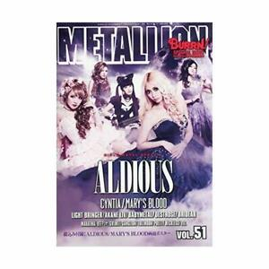ALDIOUS-METALLION-Magazine-CYNTIA-BABY-METAL-DESTROSE-FUKI-LIGHT-BRINGE