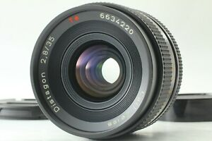 Mint-Contax-Carl-Zeiss-Distagon-35mm-F2-8-T-MMJ-CY-Mount-Lens-From-Japan