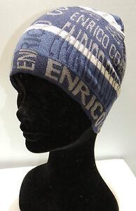 Caricamento dell immagine in corso Cappello-cuffia-berretto-unisex-hat- ENRICO-COVERI-a- 6b91b3be9fd4