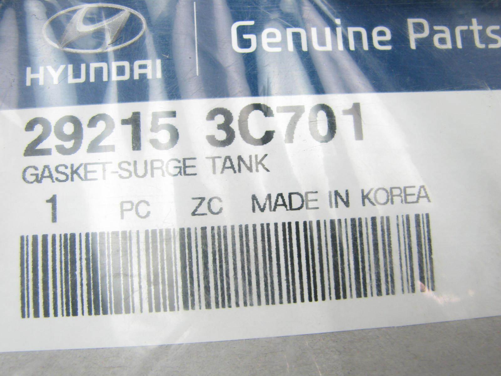 Genuine Hyundai 29215-3C701 Surge Tank Gasket