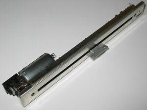 Alps 10 kOhm Motorized Low Profile Linear Single Fader Potentiometer - 10 V DC