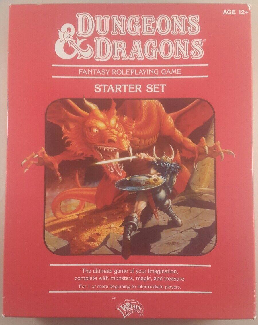 Dungeons & Dragons GIOCO DI RUOLO FANTASY  un essenziale D&D Starter da Bill S.