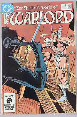 WARLORD #84 DC COMICS 1984 VF//NM