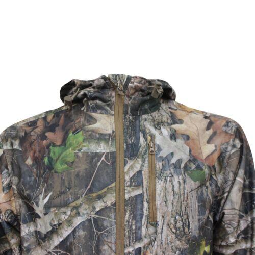 antivento Mossy e alta Oak all'aperto multicolore giacca Ex caccia per pesca unisex grande THSn1HWxq