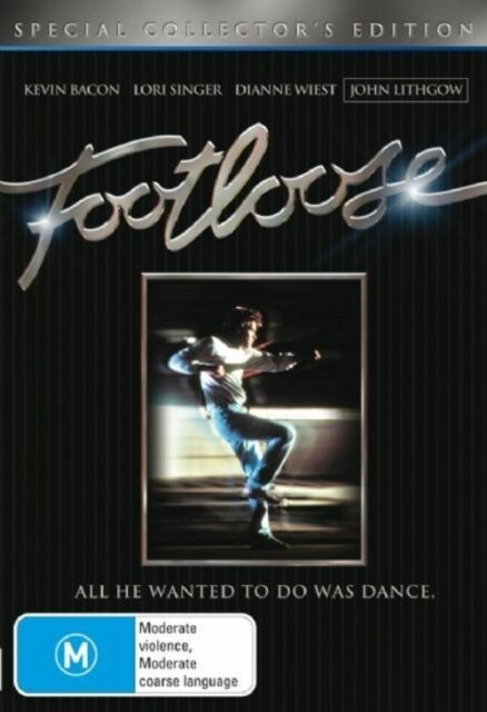 Footloose (DVD) SPECIAL COLLECTOR'S EDITION KEVIN BACON LIKE NEW CONDITION