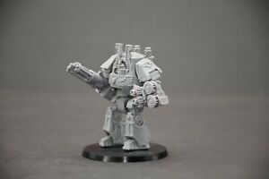 Warhammer-30k-40k-Thousand-Sons-Contemptor-Dreadnought-w-Cannon-and-Bolter