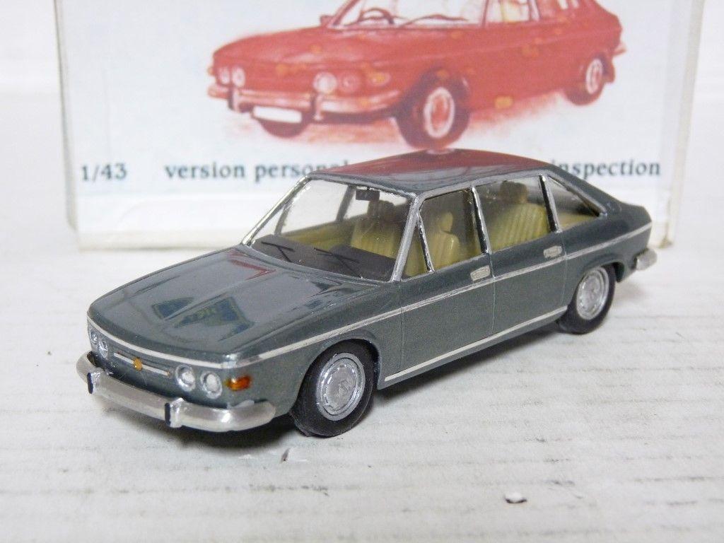 AMC 4303 1 43 Tatra T613 Resin Handmade Model Car Kit