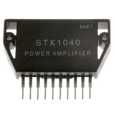 UK SELLER STK084 HYBRID INTEGRATED CIRCUIT Stereo Power Amplifier