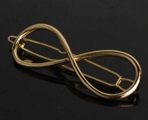 Haarband Haarschmuck Haarnadeln Infinity Haarspange