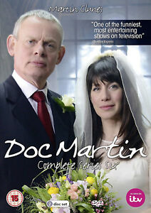 DOC-DR-MARTIN-COMPLETE-SERIES-6-DVD-Sixth-Season-6th-Six-doctor-New-Sealed-UK-R2