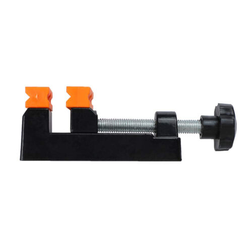 Mini Drill Press Jaw Vise Flat Table Clamp Bench Vice Opening DIY Tool Set