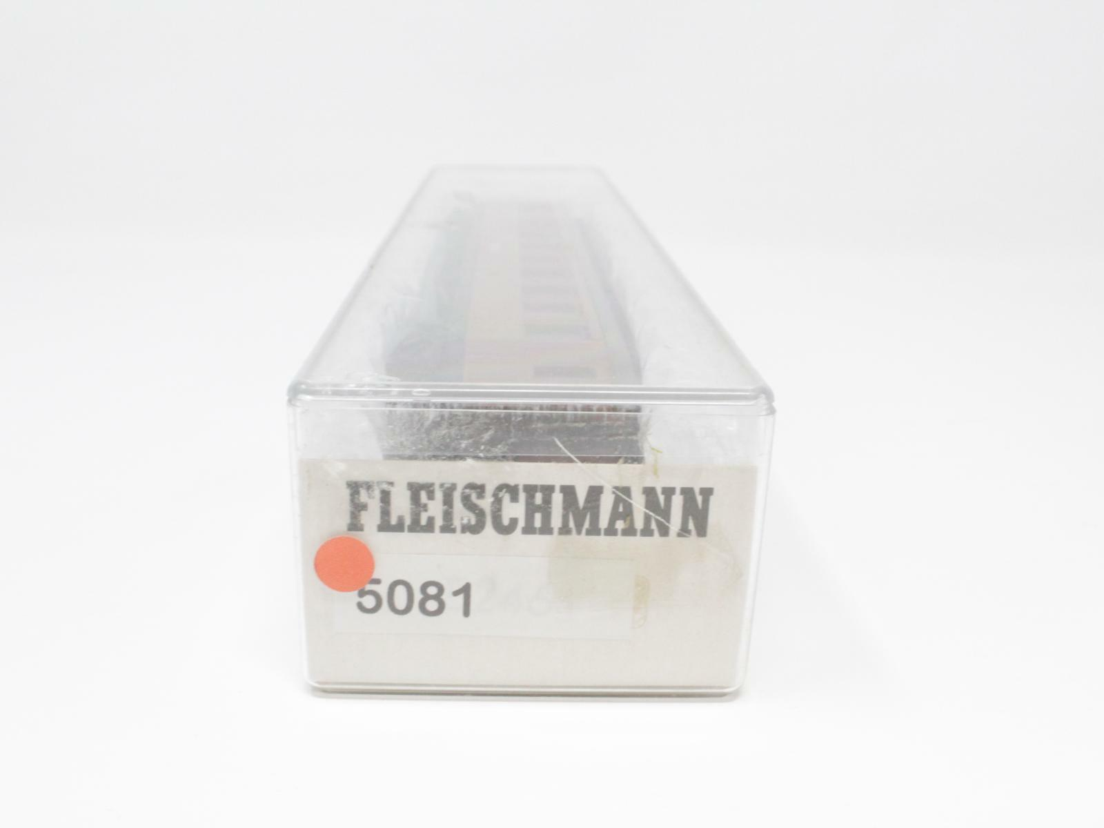 FLEISCHMANN H0 5081 VAGONE RISTORANTE 798  EXPRESS MITROPA   MITROPA [NI3-017] 67244c