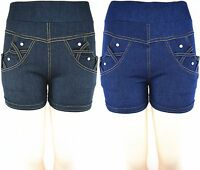 Fashion Women Jeans Cotton Jeggings Sexy Leggings Stretchy Bermuda Shorts Pants