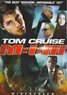 Mission Impossible 3 DVD 2006 Region 1 US IMPORT NTSC by Tom Cruise M