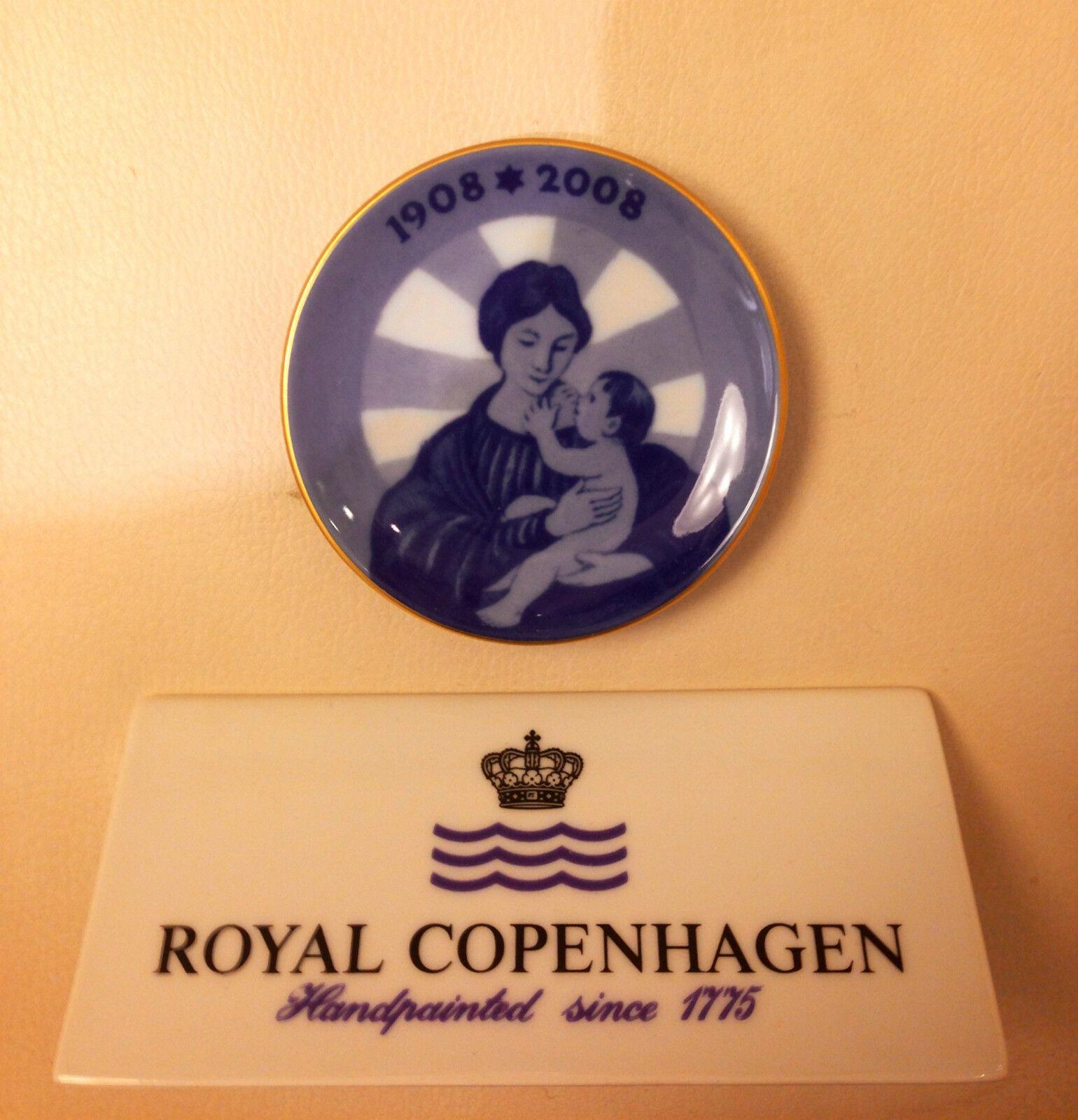 Gericht die Jubiläum 2008 - Madamen col Baby 1908-2008 - Royal Copenhagen