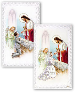 Personalized-First-Holy-Communion-Laminated-Prayer-Cards-Set-of-24-BOY-ONLY