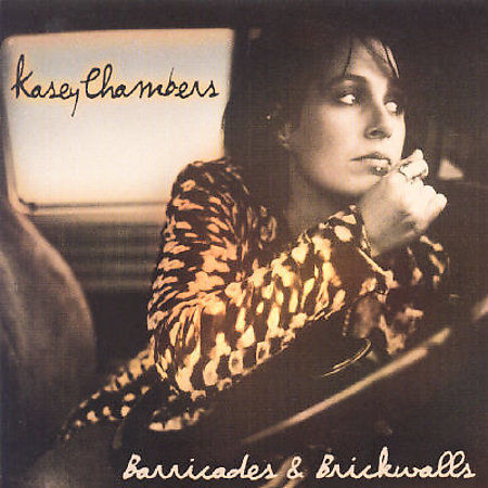 1 of 1 - Barricades & Brickwalls by Kasey Chambers (CD, Sep-2001, EMI Music Distribution)