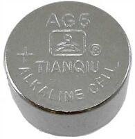 Ag5, 1.5v Alkaline Battery - Card Of 10 ( 28e052 )