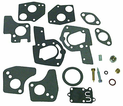 Briggs /& Stratton 091252 092202 092212 Carburetor Rebuild Kit FREE Shipping