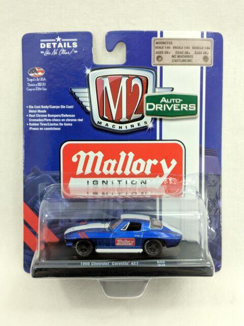M2 Machine Auto Drivers 1966 Chevrolet Corvette 427 Mallory Ignition
