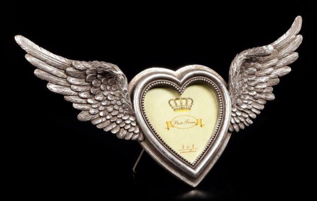 Alchemy Marco - Geflügeltes Corazón - Alas de Ángel Marco de Foto Decoración