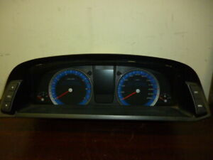 FORD-FALCON-FG-XR6-INSTRUMENT-DASH-CLUSTER-118000KMS