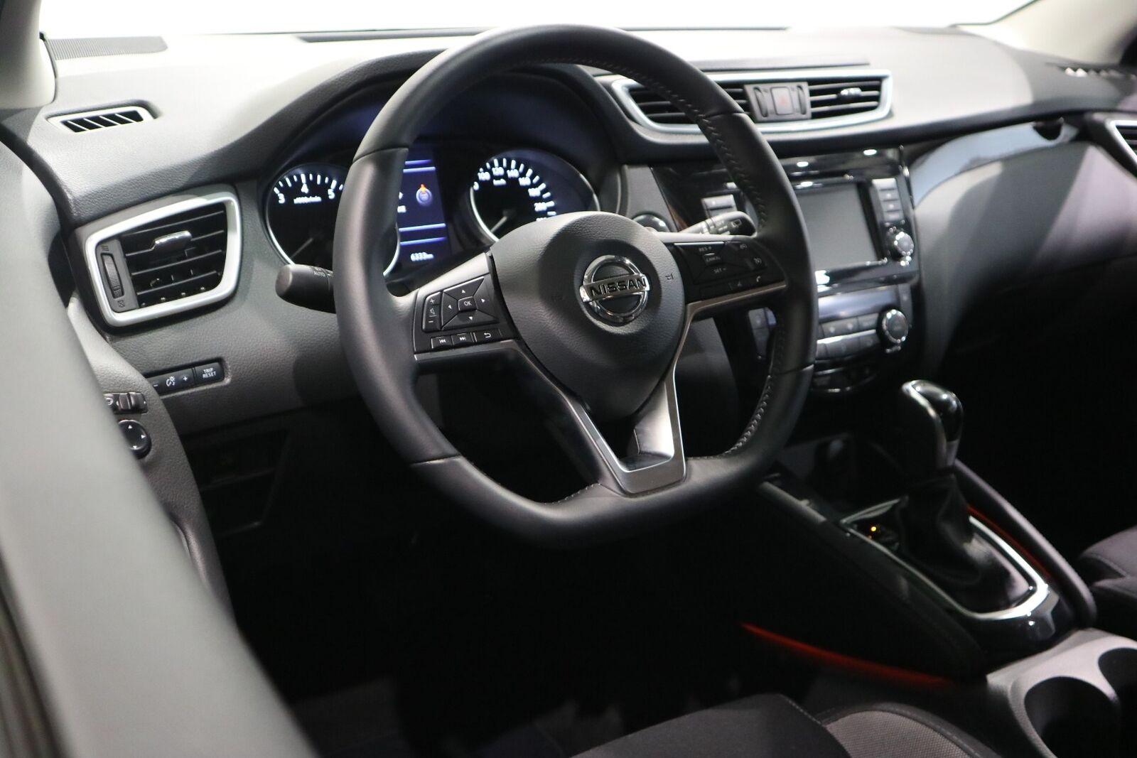 Nissan Qashqai 1,3 Dig-T 160 N-Connecta DCT - billede 11