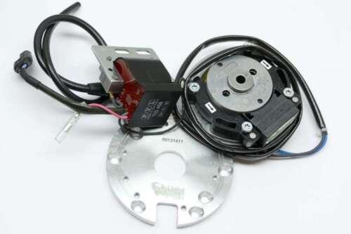 Rotax 122 incl sistema PVL analógico com F placa adaptador